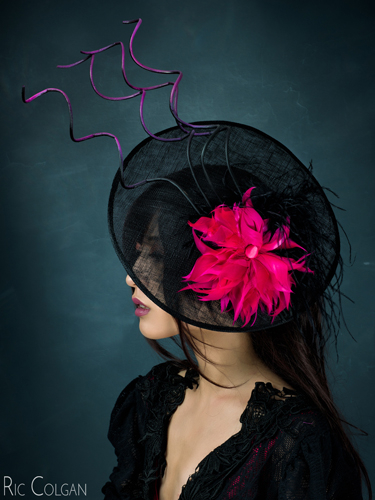 Boring Sidney Hats, Kallipso Rose MUA, Tammy